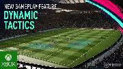 FIFA 19 New Gameplay Features & Dynamic Tactics Gameplay