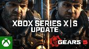 Gears 5: Xbox Series X|S Update Trailer