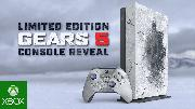 Gears 5 Xbox One X Limited Edition Console Reveal