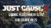 Just Cause 3 - Island of Medici Dev Diary