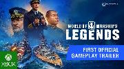 World of Warships Legends | Closed Beta Gameplay Trailer