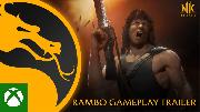 Mortal Kombat 11 Ultimate | Rambo Gameplay Trailer