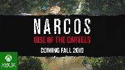 Narcos: Rise of the Cartes DEA Announce Trailer