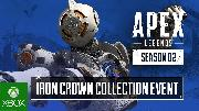 Apex Legends Season 2 Iron Crown Collection Event