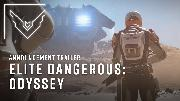 Elite Dangerous: Odyssey - Announcement Trailer