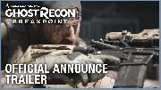 Tom Clancy's Ghost Recon Breakpoint - Official Announce Trailer