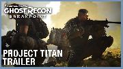 Tom Clancy's Ghost Recon Breakpoint - Project Titan