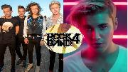 Rock Band 4 - Justin Beiber, One Direction DLC
