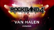 Rock Band 4 Van Halen Announcement Trailer