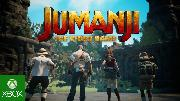 JUMANJI: The Video Game Xbox Teaser Trailer