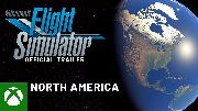 Microsoft Flight Simulator 2020 | North America: Around the World Tour