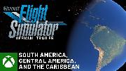 Microsoft Flight Simulator 2020 | South America, Central America & The Caribbean