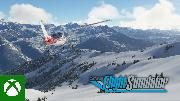 Microsoft Flight Simulator - Let It Snow Trailer