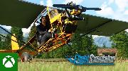 Microsoft Flight Simulator | Top Rudder Solo 103 Ultralight Plane