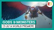 Gods and Monsters World Premiere Cinematic Trailer