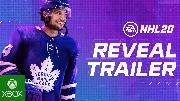 NHL 20 Cover Reveal Trailer ft. Auston Matthews