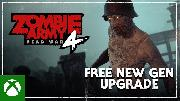 Zombie Army 4: Dead War - Free New Gen Upgrade
