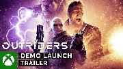 Outriders | Demo Launch Trailer