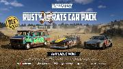 Wreckfest - Rusty Rats Car Pack Trailer