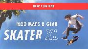 Skater XL | 1.1 Update Modded Maps and Gear Out Now