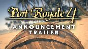 Port Royale 4 Announce Trailer
