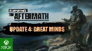Surviving the Aftermath Update 4: Great Minds Trailer