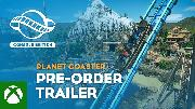 Planet Coaster: Console Edition - Official Pre-Order Trailer