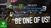 Monster Energy Supercross 3 | Be One of Us