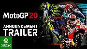 MotoGP 20 Announcement Trailer