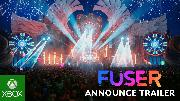 FUSER Official Announce Trailer