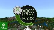 Minecraft is Out Now on Xbox Game Pass
