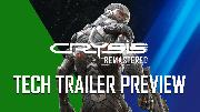 Crysis Remastered | Official Tech Trailer Preview