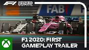 F1 2020: First Gameplay Trailer