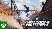 Tony Hawk's Pro Skater 1 + 2 - Launch Trailer