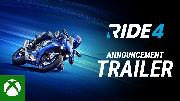 RIDE 4 - Official Announcement Trailer