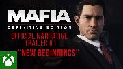Mafia: Definitive Edition | Official Narrative Trailer