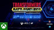 TRANSFORMERS: BATTLEGROUNDS Teaser Trailer