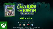 The Last Kids On Earth and the Staff of Doom | Story Trailer