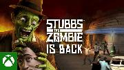 Stubbs the Zombie - Xbox Announce Trailer