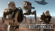 Star Wars Battlefront E3 2015 Survival Mode on Tatooine Co-Op Missions Gameplay