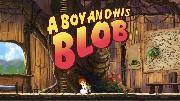 A Boy and His Blob - Announce Trailer