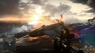 Battlefield 4 - E3 2013 Angry Sea Single Player Gameplay Video