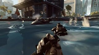 Only in Battlefield 4 - I Stabbed Him in the Water Video