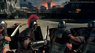 Ryse - E3 2013 Demo Gameplay