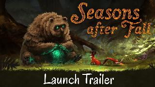 Seasons After Fall - Launch Trailer