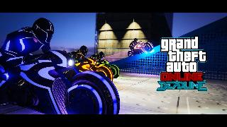 GTA Online  - Deadline Trailer