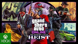 GTA Online: The Diamond Casino Heist Trailer