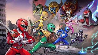 Mighty Morphin' Power Rangers Mega Battle - Launch Trailer