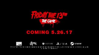 Friday the 13th: The Game - Release Date Announcement