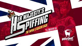 Her Majesty's SPIFFING - Game Connection Trailer